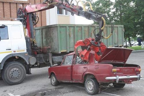 Что происходит с автмобилем